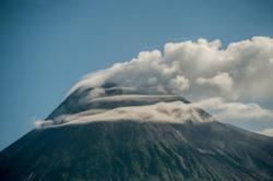 Indonesia's Mount Sinabung erupts four times on Tuesday (April 27) as country's Covid-19 total goes above 1.651 million
