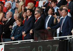 Soccer-Arsenal owner Kroenke rules out sale of the club