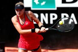 Yastremska's application to lift provisional doping ban denied