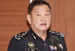 Hari Raya Aidilfitri leave for cops frozen, says IGP