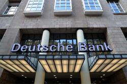 Deutsche Bank surprises with best quarter since 2014