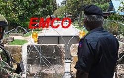 EMCO lifted at Tawau village, a day after villagers protest