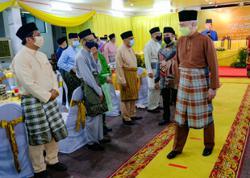 Sultan Nazrin Shah graces Perak Nuzul Al Quran celebration