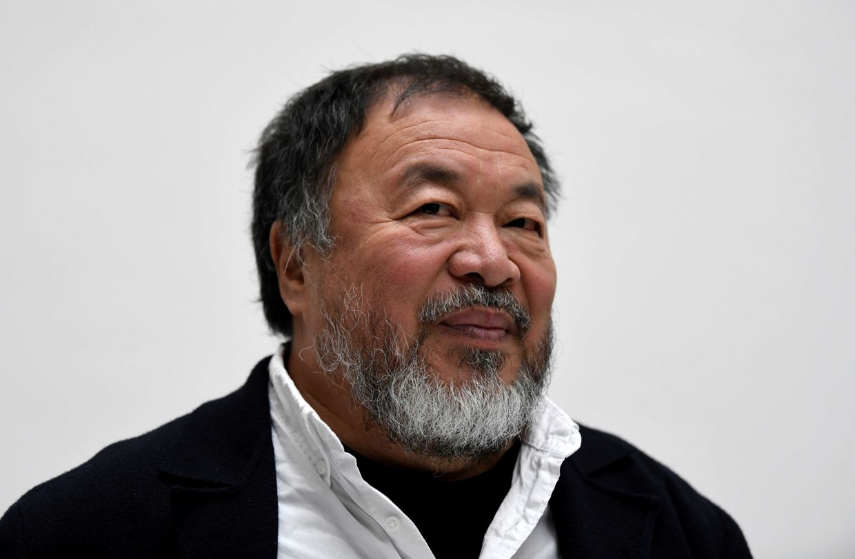 Ai Weiwei's memoirs '1000 Years Of Joys And Sorrows' will be published this November