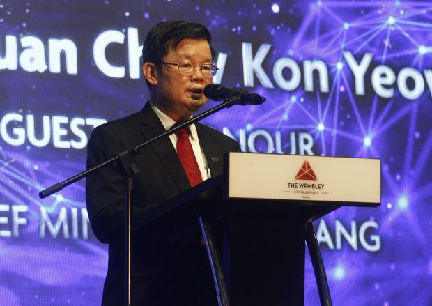 Meanwhile, on Penang state government-linked PBA Holdings Bhd, the chief minister (CM) Chow Kon Yeow (pic) as well as both deputy CMs Prof Dr P Ramasamy and Datuk Ir Ahmad Zakiyuddin Abd Rahman are among the elected representatives on the board.