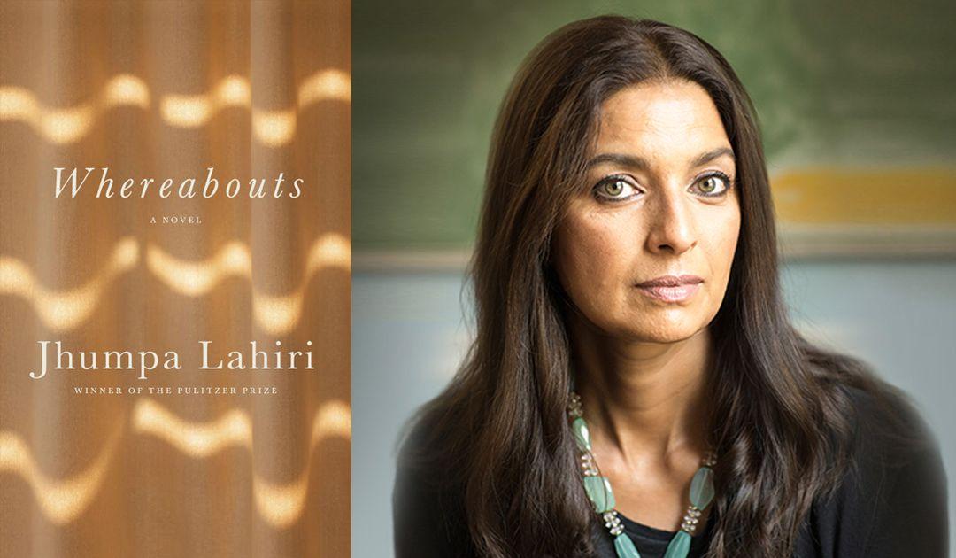 Pulitzer Prize winner Jhumpa Lahiri's new novel is very novel