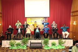 Nourishing racial harmony over breaking fast event