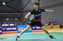 Back-up shuttler Tze Yong in main draw of Spain Masters