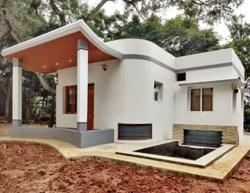 Indias first 3D-printed home offers affordable housing solution