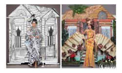 Malaysia's Miss Universe national costume is all about its rich heritage