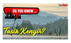 Do you know ... about Tasik Kenyir?