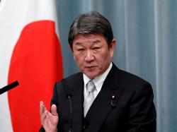 U.S., Japan and South Korea eye foreign ministers' meeting in May: media