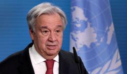 U.N.'s Guterres says common ground elusive in Cyprus talks