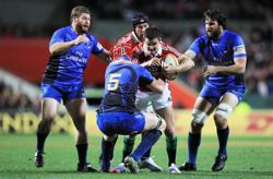 Rugby-Force awakens for first Super Rugby playoff