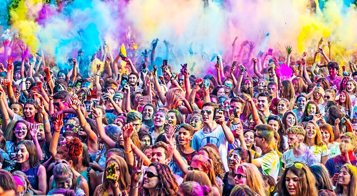 This year, Holi was celebrated in India on March 29. It is usually a joyous, colourful occasion, though this year things were understandably muted. Will we ever go back to celebrating happy occasions on a big scale again?