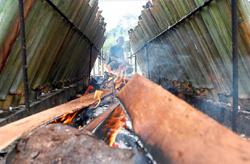 Demand at all-time high for lemang
