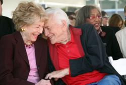 Anne Douglas, producer and widow of Kirk Douglas, dead at 102