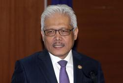 It was me, nothing wrong with it, Hamzah says of leaked audio recording