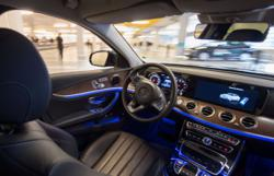 UK gives green light to self-driving cars on motorways
