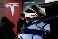 Tesla camera concerns spur China to review car data regulations
