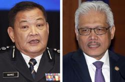 In a no-holds-barred last PC, outgoing IGP says ministers must not interfere in the management of police force