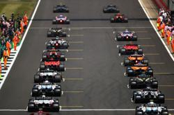 Motor racing-British F1 drivers join social media boycott against online abuse