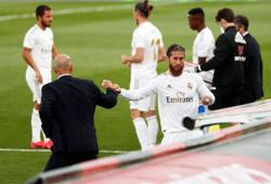 Soccer-Real boss Zidane confirms Ramos return for title run-in