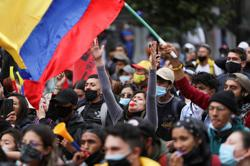 Colombia ups deployment of security forces to Cali amid violence