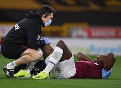 Soccer-West Ham hopeful Antonio can return for Burnley trip