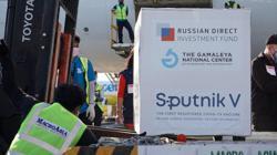 Philippines Covid-19 total hits 1,046,653 as Russia's Sputnik V Covid-19 vaccines arrive in Manila