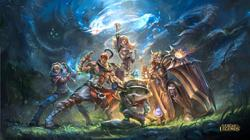 Get into the game: League Of Legends
