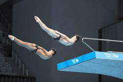 Jellson-Hanis out of sync in 10m platform event