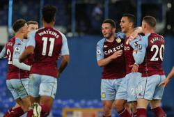 Soccer-El Ghazi stunner gives Villa 2-1 win at Everton