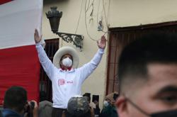 Top Peru presidential candidate vows to curb foreign firms 'looting' mining wealth