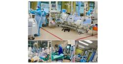 ICUs at Covid-19 hospitals running out of beds, says Health DG