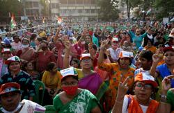 Prime Minister Modi's ruling party loses crucial Indian state election