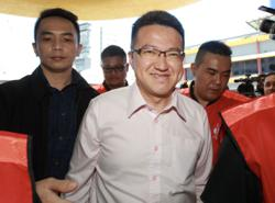 Liew: GE15 no longer a straight fight between Government and Opposition