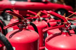 Two men who sold fire extinguishers as oxygen tanks arrested