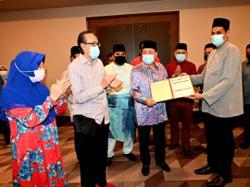 Ex-Sabah PKR leader Jaffari Walliam joins Sabah Bersatu