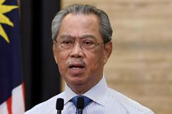 Muhyiddin postpones official visit to Singapore
