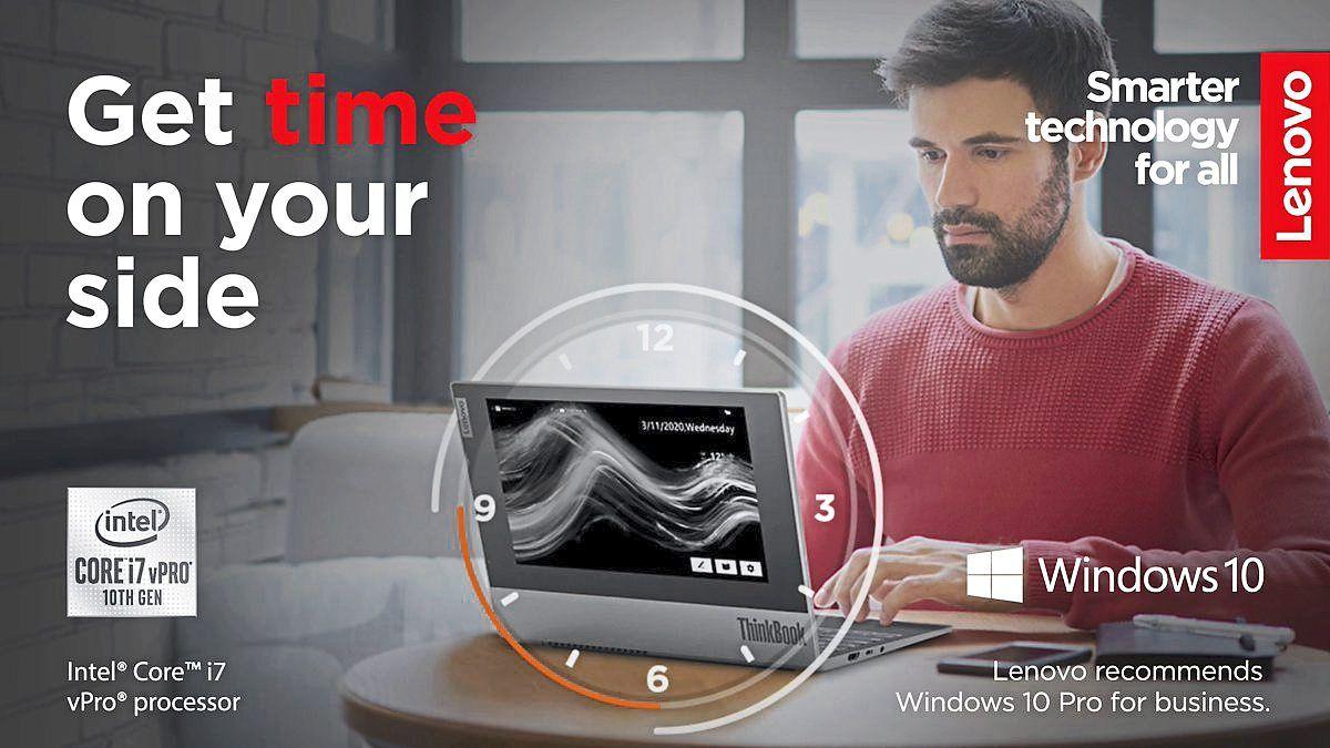 Lenovo sees stronger laptop demand
