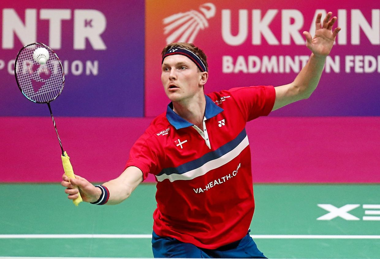 Badminton: Positive attitude