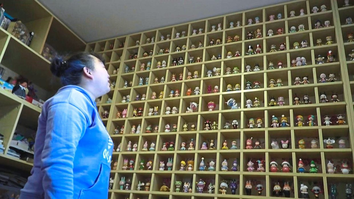 'Blind box' craze grips China's youth, and mints toymakers a fortune