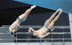 Out-of-sync Tze Liang and Yiwei must buck up in individual event