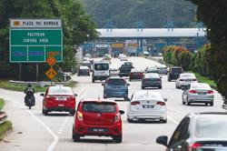 Concessionaires hail Putrajaya's decision to defer toll hike