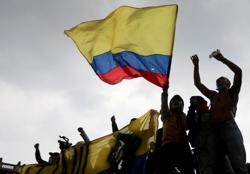 Colombia's president withdraws tax reform after protests