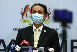 Most patients in ICUs need ventilator, says Health DG