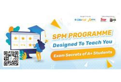 SPM programme designed to teach exam secrets of A+ students