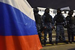 In Moscow, Big Brother is watching and recognising protesters