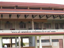 Covid-19: Sri Aman girls' school in PJ closed for two days until Tuesday (May 4)